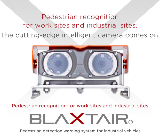 BLAXTAIR For forklifts