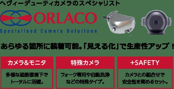 カメラ&モニタ、特殊カメラ、+SAFETY、装着例